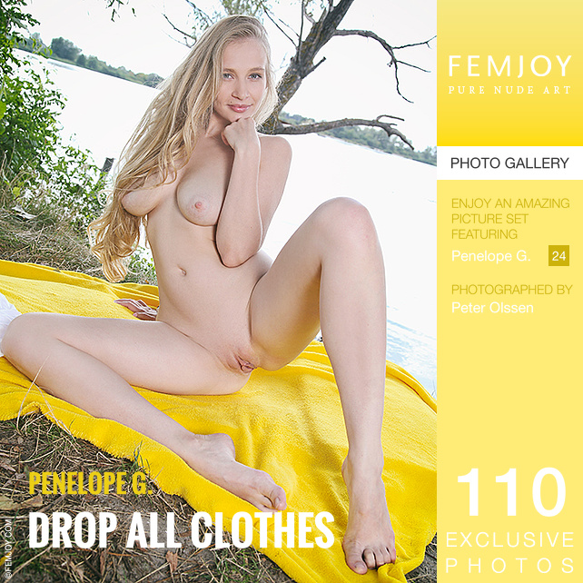 Drop All Clothes