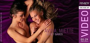 Velvet Games