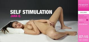 Self Stimulation
