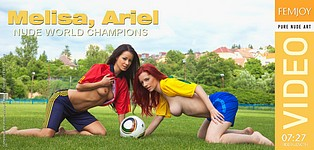 Nude World Champions