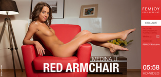 Red Armchair