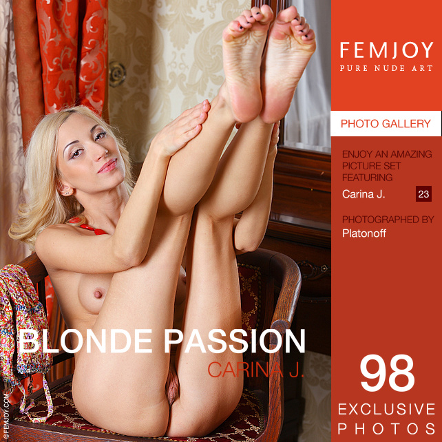 blonde passion