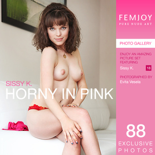 horny in pink