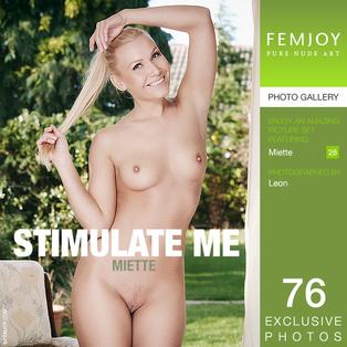 Stimulate Me