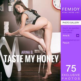Taste My Honey