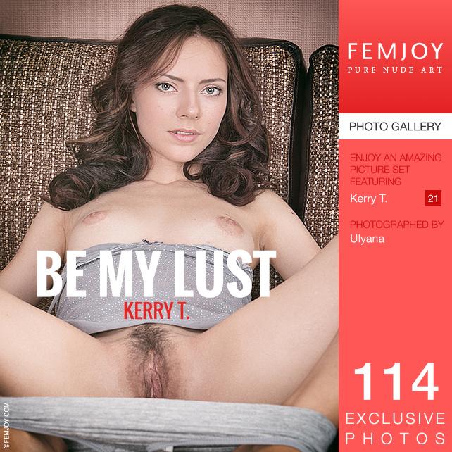 Be My Lust