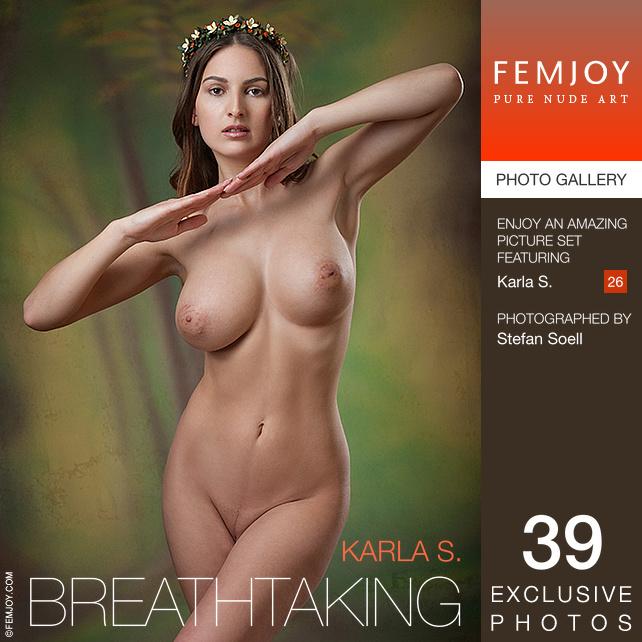 Island of nude women